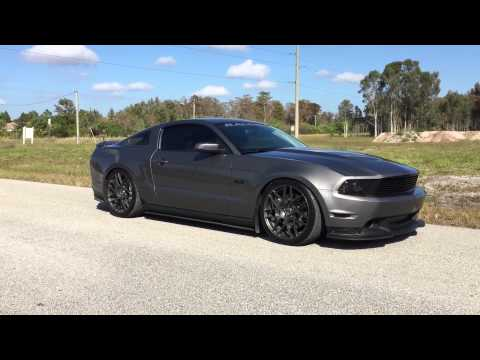Air Lift Performance | Bagged 2013 Mustang