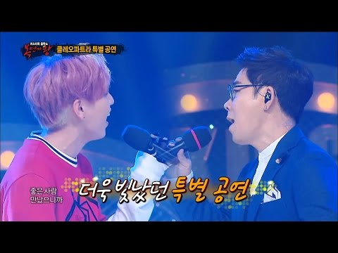 【TVPP】 Sandeul(B1A4) - Is It Still Beautiful, 산들 - 여전히 아름다운지 with 김연우 @King of Masked Singer