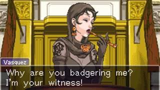 Edgeworth - Awkward Objection