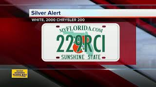 Silver Alert issued for missing 78-year-old Lakeland man