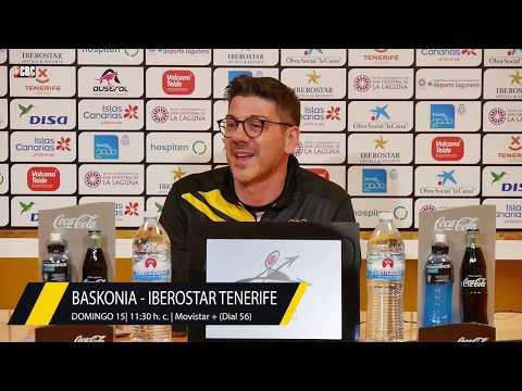 Baskonia Vitoria Gasteiz vs Iberostar Tenerife