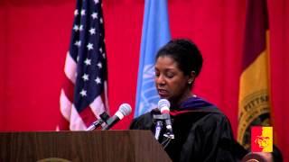 'SP 2015 Graduation Ceremony - Address by Regent Zoe Newton
