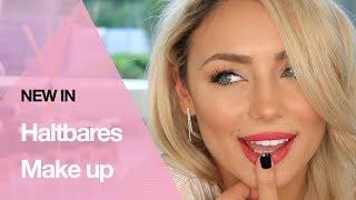 Haltbares Make Up mit diesen neuen Produkten!