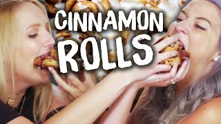 6 LIFECHANGING Cinnamon Rolls (Cheat Day)
