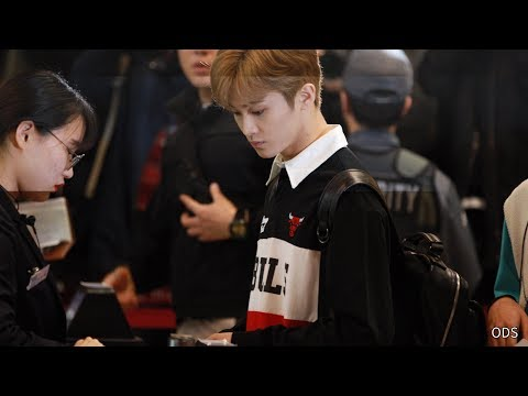 180414 엔시티 드림(Nct dream)-김포공항 출국