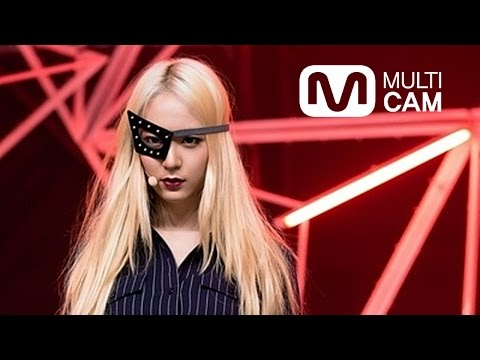 [Fancam] Krystal of f(x)(에프엑스 크리스탈) Red Light @M COUNTDOWN Rehearsal_140717