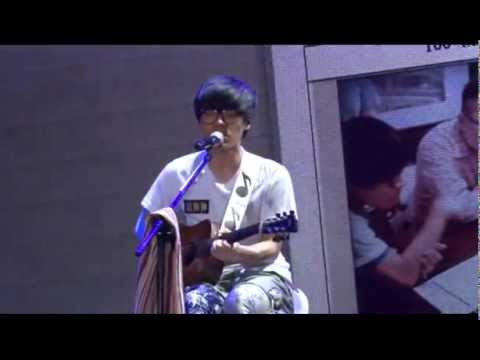 盧廣仲- 100種生活 @ 2012 燃燒卡洛里香港演唱會
