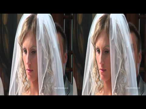 wedding video 3D Full HD