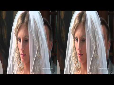 wedding video 3D Full HD
