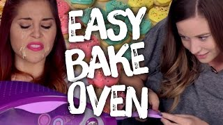 Questionable Easy Bake Oven Creations (Cheat Day)