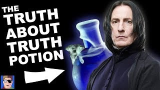 The Truth About Truth Potion | Harry Potter Explained