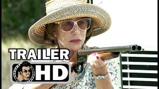 THE LEISURE SEEKER Official Trailer (2017) Helen Mirren, Donald Sutherland Drama Movie HD