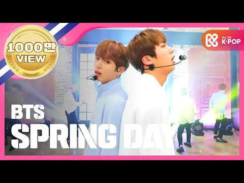 Show Champion EP.219 BTS - Spring Day