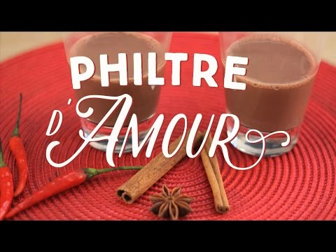 Philtre d'amour - CuisineAZ