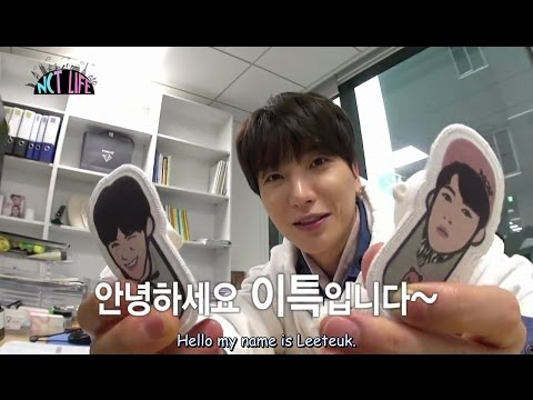 [ENG SUB] #NCT Life with #Leeteuk and #Shindong - EP1