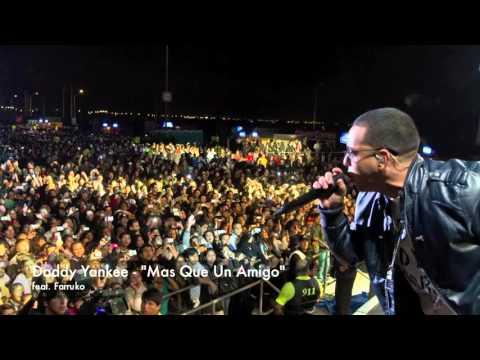 MAS QUE UN AMIGO FT FARRUKO  'DY PRESTIGE' DADDY YANKEE LO MAS NUEVO 2012 2013 VIDEO