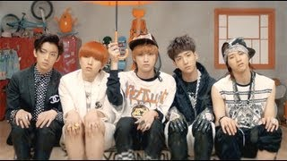 B1A4 - What's Happening? YouTube 影片