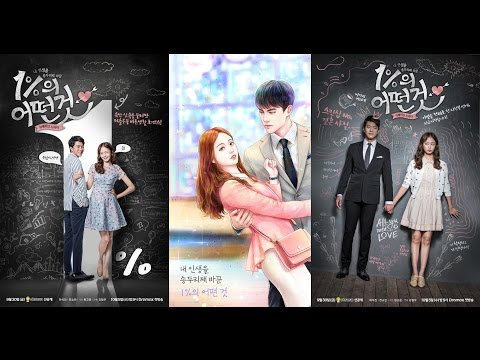 [37 mins Full Ep MV OST Recap] 1% of Something [ 1%의 어떤 것 ] Remake 2016