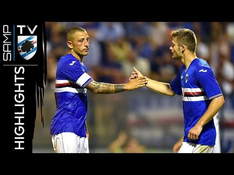 Highlights: Sampdoria-Sampdoria Primavera 4-0