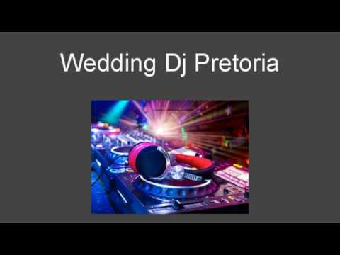 Wedding Dj Pretoria