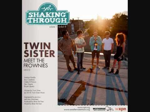 twin sister meet the frownies a cappella