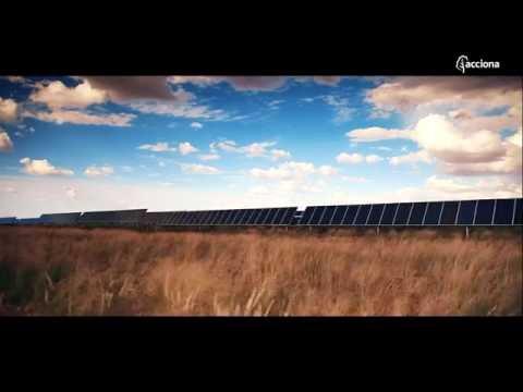 La planta solar fotovoltaica de Sishen en Sudáfrica