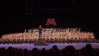 University of Minnesota Marching Band Indoor Concert 2019 Medley