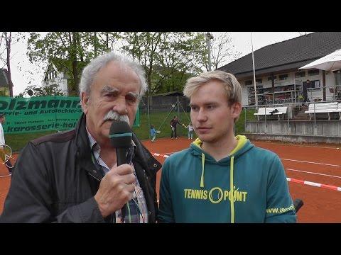Die kleinen Strolche der Tennisabteilung des PSC