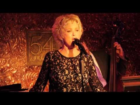 Christine Ebersole Live at 54 Below - Something There online metal music video by CHRISTINE EBERSOLE