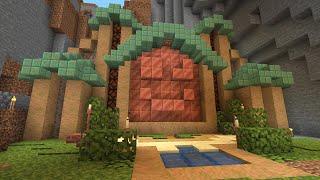 Minecraft - HermitCraft S8#2: Base Face