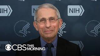 Dr. Anthony Fauci on Biden's coronavirus response and vaccinations