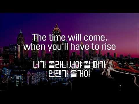 Imagine Dragons - Warriors (한국어 가사/해석/자막)