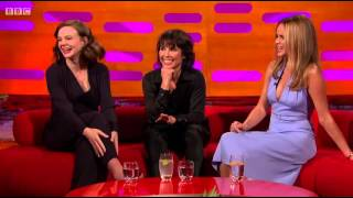 Graham Norton Show - Carey Mulligan handpicked Matthias Schoenaerts for 'Far from the Madding Crowd'
