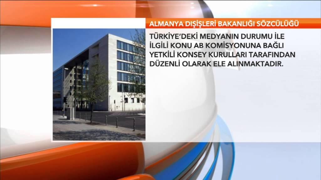 """Cem Özdemir'den özgür basına operasyona sert tepki: """"Türkiye'de iş çığrından çıkıyor"""""""