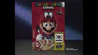 Super Mario Cereal | Nintendo Cereal Commercial
