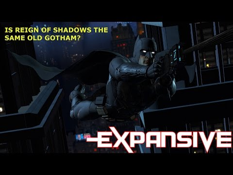 Batman - The Telltale Series: Realm of Shadows Gameplay Review [PC] 1080p