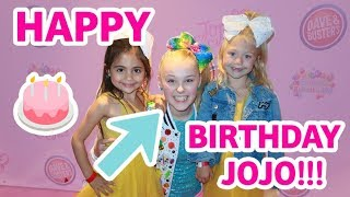 Everleigh and Ava go to JoJo's (Dance Moms) epic 15th birthday party!