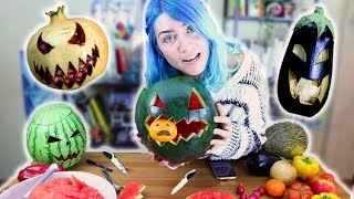 Creando mi propio Halloween Mediterráneo