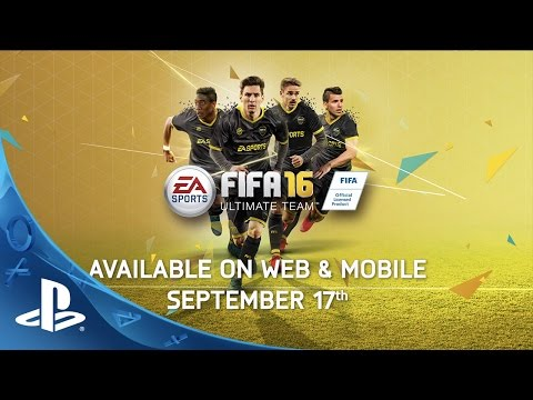 FIFA 16 Video Screenshot 1