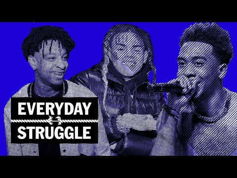 21 Savage Immigration Issues, 6ix9ine Pleads Guilty, Desiigner Calls Out Kanye   Everyday Struggle