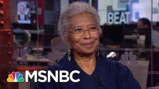 Author Alice Walker: Trump Has 'Inferiority Complex, Envied Obama   The Beat With Ari Melber   MSNBC
