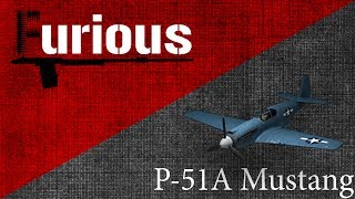 P-51A Mustang. Разбор полетов.