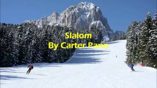 Slalom By Carter Pann