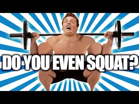 DO YOU EVEN SQUAT BRO? - PewDiePie  - os2Jt_6Yc-c -