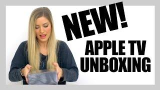 NEW Apple TV Unboxing! | iJustine