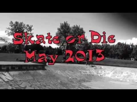 """Shaw Family """"Skate or Die"""" - May 2013"""