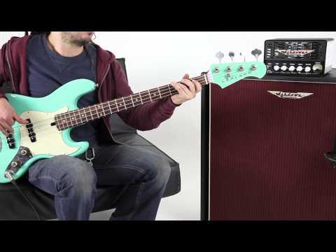Ashdown CTM-15 Demo - 15 Watt All Tube Bass Head