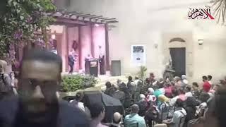 بدء-فعاليات-يوم-في-القاهرة-في-بيت-السناري-بحضور-كبير