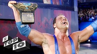 Emotional Title Wins: WWE Top 10