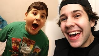 HE'S BEEN WANTING THIS FOREVER!! (SURPRISE)